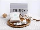 shino丝诺双效方形化妆棉袋装200片
