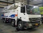 二手中联重科12年52米混凝土泵车,再制造泵车新恒远重工