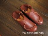 2014新款外贸鞋森女风格女款鞋外贸鞋懒人鞋春鞋秋鞋