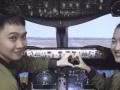 全动模拟机驾驶体验,全真模拟机舱真实感受