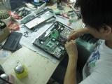二七電腦藍屏上門維修電話