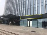 甲级办公楼 临街商业 8米展示面