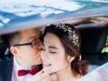 婚纱礼服、新娘跟妆、韩式半永久、美睫