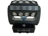 16颗10W无极旋转光束灯LED无极摇头幻影灯