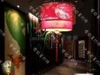 新款简约欧式亚克力雕花吊灯 现代客厅卧室