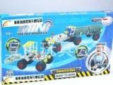 遥控玩具 新奇积木 diy拼装玩具 创意