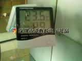 温湿度大屏万年历显示温湿度时计时间温度湿度显示HTC温湿度