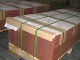 特价批发 无氧铜板 高纯无氧铜 TU2无氧铜厚板