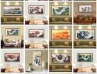 手工裱装国画客厅卧室装饰中国画中堂画山水国画直销