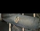 Levi's 501经典款牛仔裤'