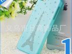 iphone4/4s手机壳 水钻苹果4手机拉丝保护壳 镶钻壳 日高糖衣