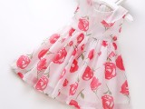 新款女童连衣裙夏季公主裙女童裙子童装批发厂家直销