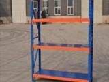 河北倉儲貨架庫房展示架家用雙層儲物置物架拆裝簡易鐵架子