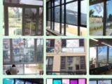 北京玻璃贴膜磨砂膜隔热膜太阳膜遮阳膜防晒防爆上门贴