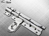 盛通五金 专业级不锈钢防盗插销 门栓门防