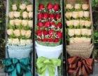 圣诞节鲜花苹果巧克力礼盒