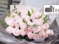 轮渡、中山路七夕玫瑰鲜花、礼盒8.8折订购