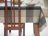 库存低价零批出口提花桌布1.32*1.78米  多花色 量大价优