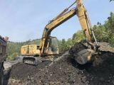 上海闵行区小型挖掘机出租 破碎路面机械