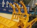 山西铲车改加高臂抓木机加高臂装载机加抓子抓草机抓木机厂家直销
