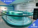 上海婴儿钢化玻璃游泳池-伊贝莎婴泳设备