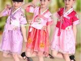 女童大长今韩服3-12岁民族风朝鲜族节日礼服儿童生日拍照春秋套裙