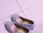 小脚mm的福利,防水台水晶鞋质量超好!