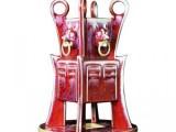 钧瓷旺瓶 生肖藏品的收藏潜力巨大