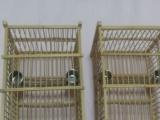 处理各种鸟笼子了