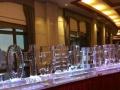 舟山酒吧开业制作注酒冰雕,上海启欣展览展示有限公司