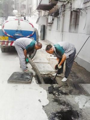 官渡区宝海公园附近餐馆酒店隔油池清理 抽化粪池 抽泥浆服务