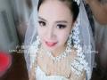 襄阳卢娜造型新娘跟妆早妆卢娜一种你无法抗拒的魔术手