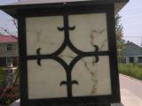 厂家供应户外围墙灯 柱头灯 门头灯 欧式墙头灯品质保证。