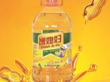 馋媳妇压榨花生油5l  植物油食用油厂批发招商