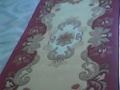 全新手织羊毛坐垫