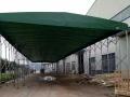 贵州专业定做推拉篷物流篷停车篷夜宵大排档篷厂家直销