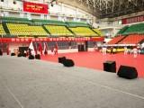 河南省第十三屆運動會閉幕式使用PRS舞臺音響的效果與舞臺藝術