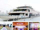 上海游轮婚礼网就选乐航会务浦江游览网