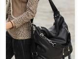 新款女包包邮两用特价欧美时尚流苏链条单肩包双肩背包大容量潮包