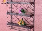 铁艺浴室架 壁挂置物架 收纳架 欧式 厂