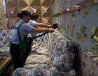 外墙清洗 开荒保洁 地板 地毯 沙发清洗打蜡 垃圾清运