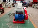 朔州柴油机多种移动式木材破碎机55kw