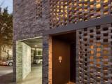 重庆火锅店咖啡店酒吧背景墙砖粘土砖室内外装饰砖青砖片老青砖