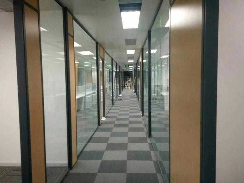 单层玻璃隔断,移动隔断,移动隔断墙,室内隔断