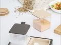 metka批发创意家居用品厨房调味盒,创意家居用品厂家直销