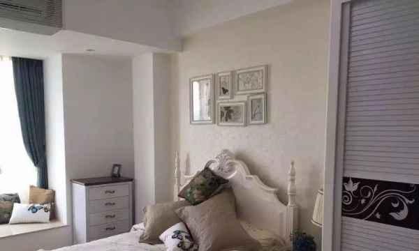 (多套)国际公寓 2房1厅 高档装修,家电齐全,拎包即入住
