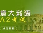 上海意大利语专业培训 真人在线实操互动