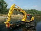 大理市南涧中国中联215型水陆挖机出租商品价格