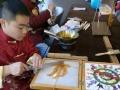 糖画皮影戏 捏面人中国结剪纸 书法茶艺500团队