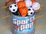 运动球弹跳笔-足球笔-篮球笔-棒球笔-橄榄球笔-卡通玩具笔-工艺